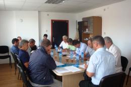 Заседание на Колективния върховен орган на МИРГ