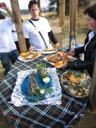 Представяне на рибните продукти