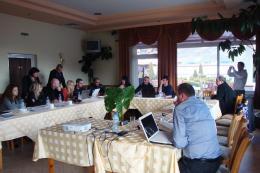 Втора работна среща на екипите за управление на МИРГ