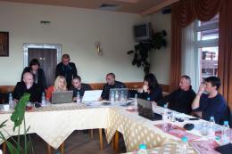 Втора работна среща на екипите за управление на МИРГ в Доспат