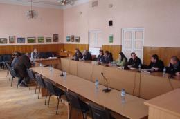 Работна среща с представители на публичен, бизнес и граждански сектор от Девин
