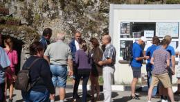 """Учебно посещение на МИРГ """"Моренка"""" на територията на Високи Западни Родопи:Батак-Девин-Доспат"""