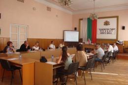 Първа среща от информационната кампания на МИРГ в община Девин.