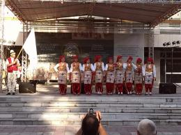 """Международен фолклорен фестивал """"Балкански ритми"""" - 2 част"""