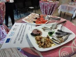 Дегустация на рибни продукти