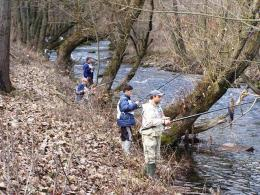 състезание по риболов