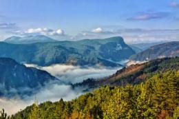 планините над с.Триград