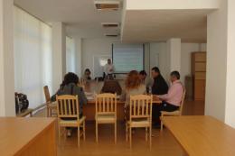 Информационна среща с представители на регионални институции в община Доспат.
